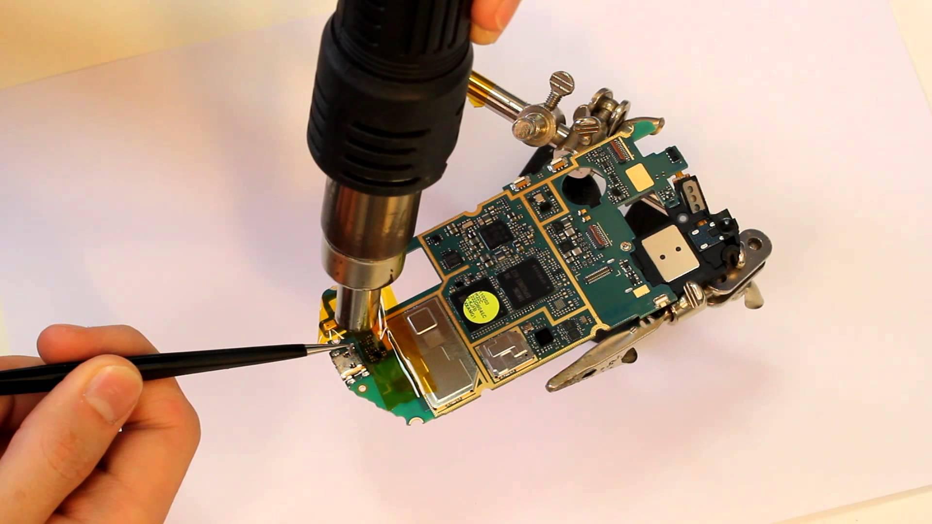 Etobicoke Electronics Repair Pictures